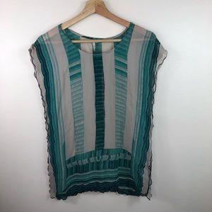 IRO Silk Bareketh Side snap button size 1